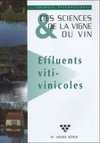 Martine Mietton-Peuchot et Guillaume Dulimbert - Journal international des Sciences de la vigne et du vin N° Hors-série : Effluents viti-vinicoles.
