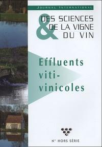 Martine Mietton-Peuchot et Guillaume Dulimbert - Journal international des Sciences de la vigne et du vin N° Hors-série : Effluents viti-vinicoles.