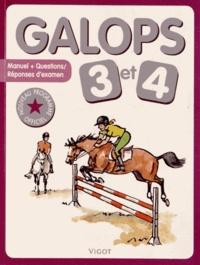 Vigot - Galops 3 et 4.