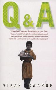 Vikas Swarup - Q & A.
