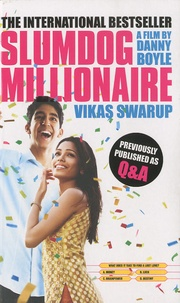 Vikas Swarup - Q & A - Film tie-in.