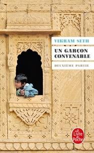 Vikram Seth - Un garçon convenable - Tome 2.
