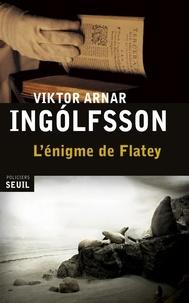 Viktor Anar Ingolfsson - L'énigme de Flatey.