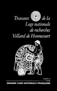 Villard de Honnecourt et  Collectif - .