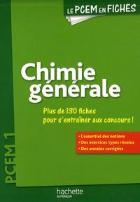 Vincenot - Chimie générale PCEM 1.