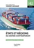 Vincent Adoumié - Etats et régions du monde contemporain : géodynamique et basculement des continents - Classes prépas ECS - Entrée en IEP.