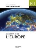 Vincent Adoumié et Christian Daudel - Géographie de l'Europe.