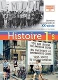 Vincent Adoumié et Pascal Zachary - Histoire 1e S Questions pour comprendre le XXe siècle.