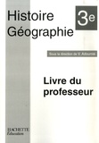 Vincent Adoumié - Histoire Géographie 3e - Livre du professeur.