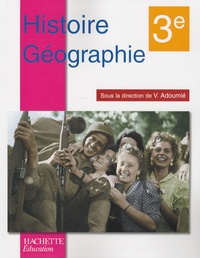 Vincent Adoumié - Histoire Géographie 3e.