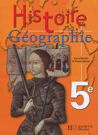 Histoiresdenlire.be Histoire-Géographie 5e Image