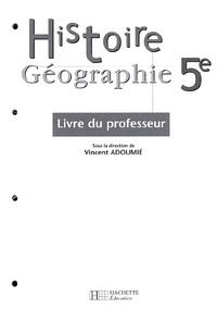 Histoire Géographie 5e - Livre du professeur.pdf