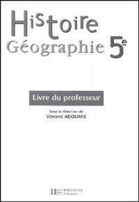 Era-circus.be Histoire Géographie 5ème. Livre du professeur Image