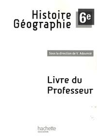 Livre Pdf Histoire Geographie 6e Livre Du Professeur