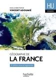Vincent Adoumié et Christian Daudel - HU Géographie de la France.