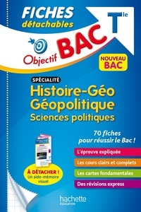 Vincent Adoumié - Spécialité Histoire-géo, géopolitique, sciences politiques Tle.