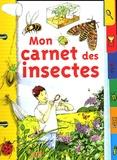 Vincent Albouy - Mon carnet des insectes.