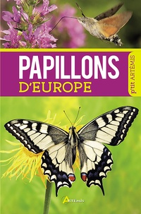 Vincent Albouy - Papillons d'Europe.