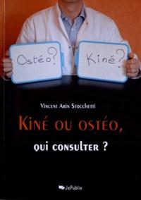 Satt2018.fr Kiné ou ostéo, qui consulter ? Image