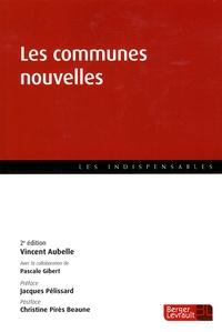 Vincent Aubelle - Les communes nouvelles.