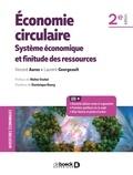 Vincent Aurez et Laurent Georgeault - Economie circulaire - Système économique et finitude des ressources.