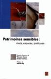 Vincent Auzas et Van Troi Tran - Patrimoines sensibles : mots, espaces, pratiques.