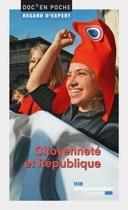 Vincent Azoulay et Sabine Jansen - Citoyenneté et République.