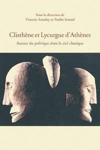 Clisthène et Lycurgue dAthènes - Autour du politique dans la cité classique.pdf