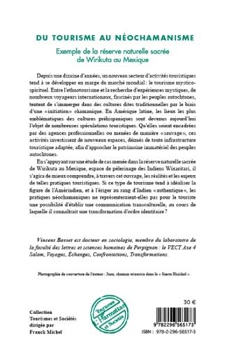 Du tourisme au néochamanisme. Exemple de la réserve naturelle sacrée de Wirikuta au Mexique