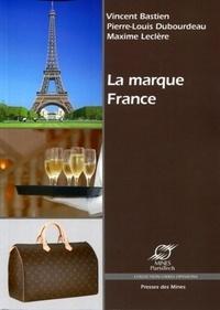 Vincent Bastien - La marque France.