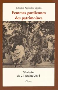 Vincent Berjot - Femmes, gardiennes des patrimoines.