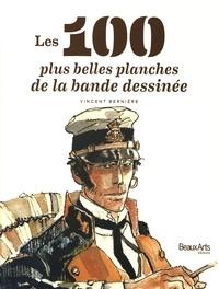 Les 100 plus belles planches de la bande dessinée - Vincent Bernière pdf epub