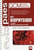 Vincent Bérot et Damien Fard - Biophysique UE3.