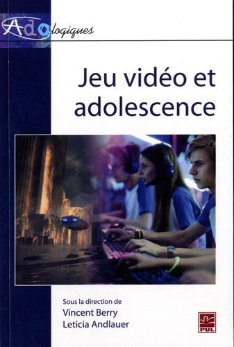 Jeu vidéo et adolescence