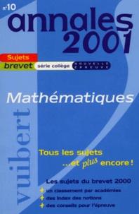 Mathématiques brevet. Sujets, édition 2001.pdf