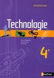 Vincent Bittighoffer et Jérôme Prouzat - Technologie 4e - Programme 2009.