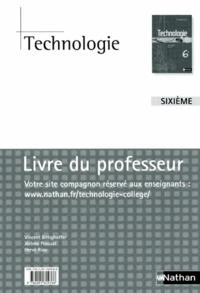 Deedr.fr Technologie 6e - Livre du professeur Image