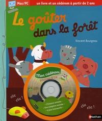 Vincent Bourgeau - Le goûter dans la forêt. 1 Cédérom