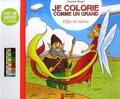 Vincent Boyer - Je colorie comme un grand - Elfes et lutins.