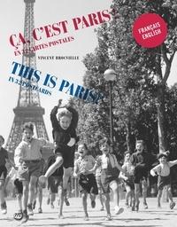 Vincent Brocvielle - Ca, c'est Paris ! - En 32 cartes postales.
