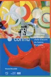 Vincent Brocvielle - Pourquoi c'est connu ? - Le fabuleux destin des chefs-d'oeuvre du Centre Pompidou.
