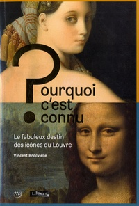 Vincent Brocvielle - Pourquoi c'est connu ? - Le fabuleux destin des icônes du Louvre.
