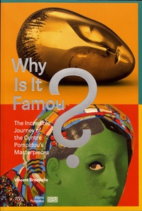 Vincent Brocvielle - Why Is It Famous? - The Incredible Journey of the Centre Pompidou's masterpieces.