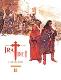 Vincent Brugeas et Ronan Toulhoat - Ira Dei Tome 1 : L'or des caïds - 48H BD 2020.