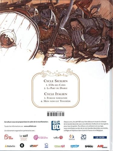 Ira Dei Tome 1 L'or des caïds. 48H BD 2020 -  -  Edition limitée