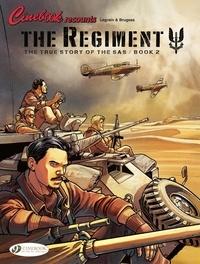 Vincent Brugeas et Thomas Legrain - The Regiment - The True Story of the SAS - Book 2.