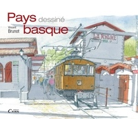 Vincent Brunot - Pays basque dessiné.