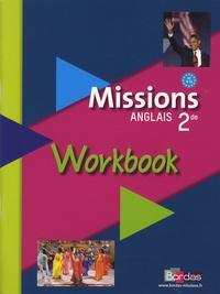 Vincent Burgatt - Anglais 2e Missions - Workbook A2/B1.