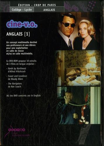 Vincent Burgatt - Ciné-V.O. Anglais 1 - DVD-ROM.