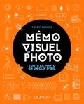 Vincent Burgeon - Mémo visuel de photo - Toute la photo en un clin d'oeil.